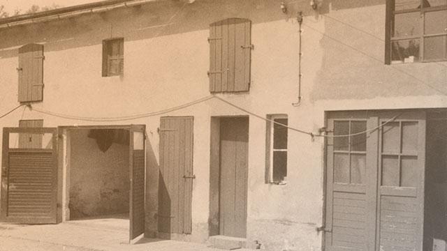 1946 Gründung als Installations- und Schlosserbetrieb