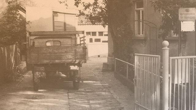 1961 Vertrieb von Flüssiggas und Gasanlagenbau