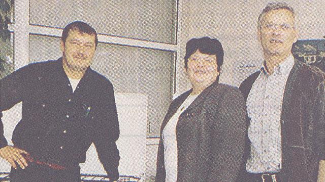 1992 Gründung der Lausitz Propan GmbH